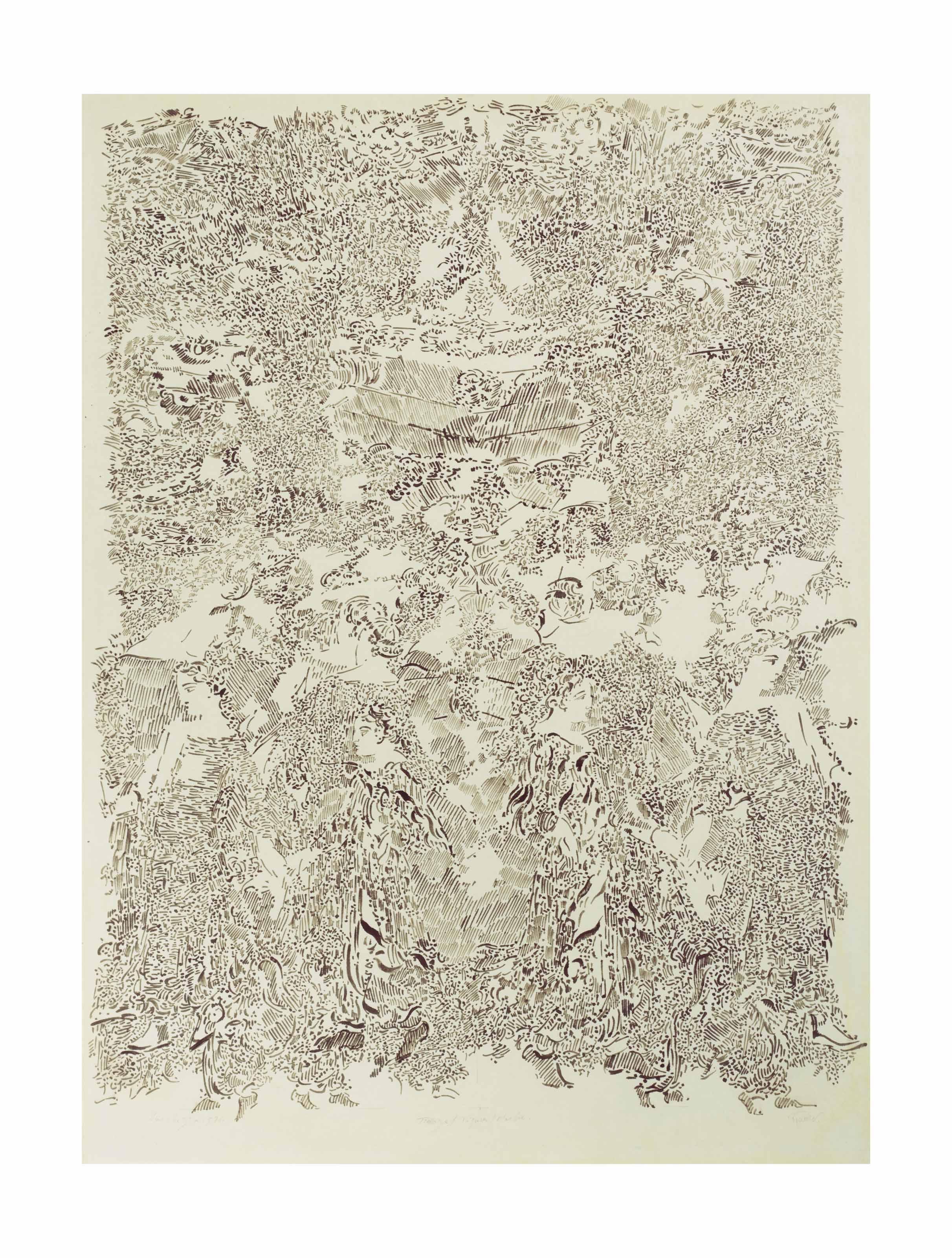 Lunghezza - Tressage, Figures, Marbre