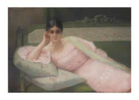 ATTRIBUÉ À GUSTAVE NICOLAS HENNEQUIN (METZ 1834-1918 PARIS)