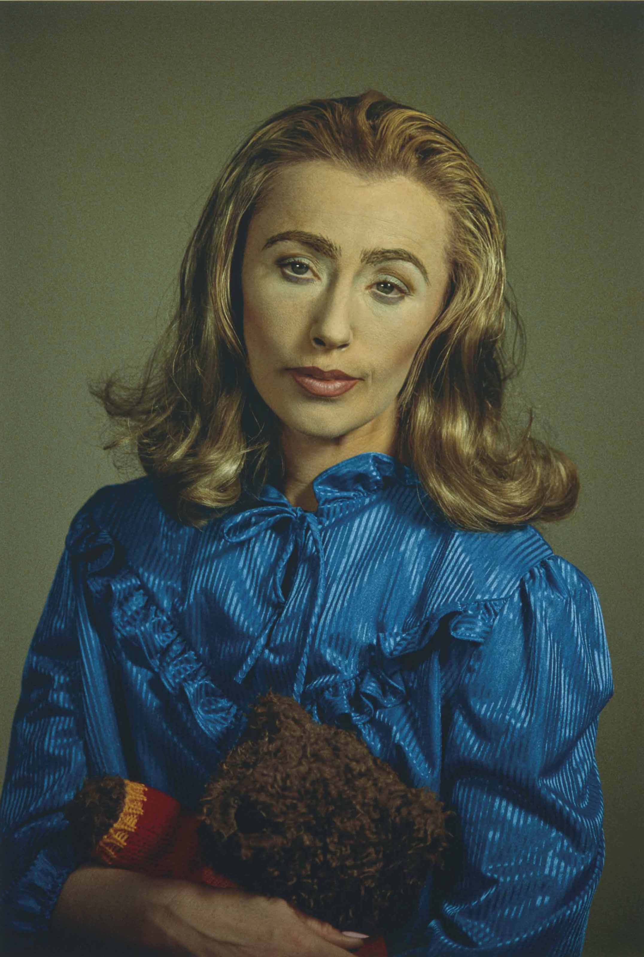 CINDY SHERMAN (NÉE EN 1954)
