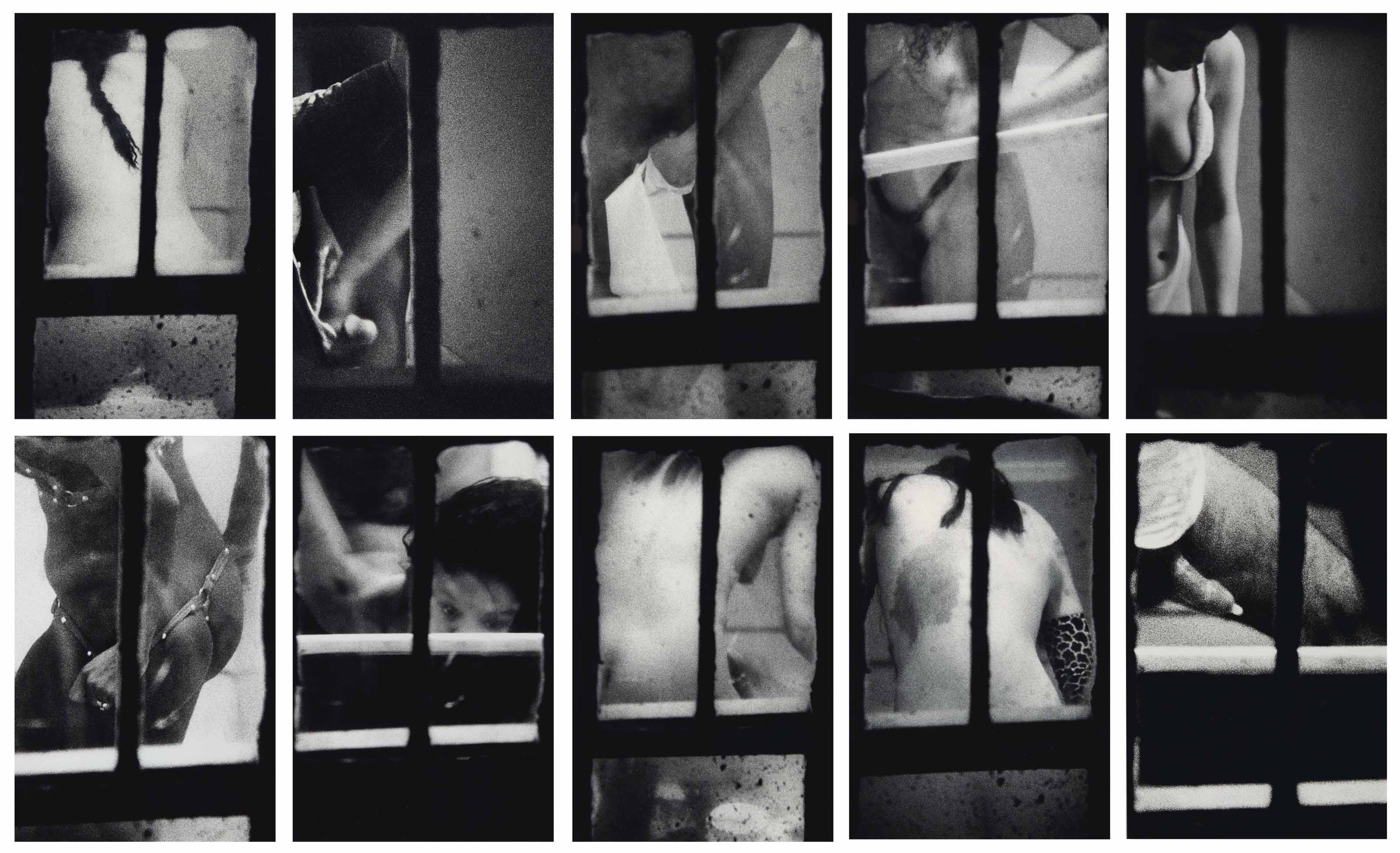 Untitled, de la série Dirty Window, 1994