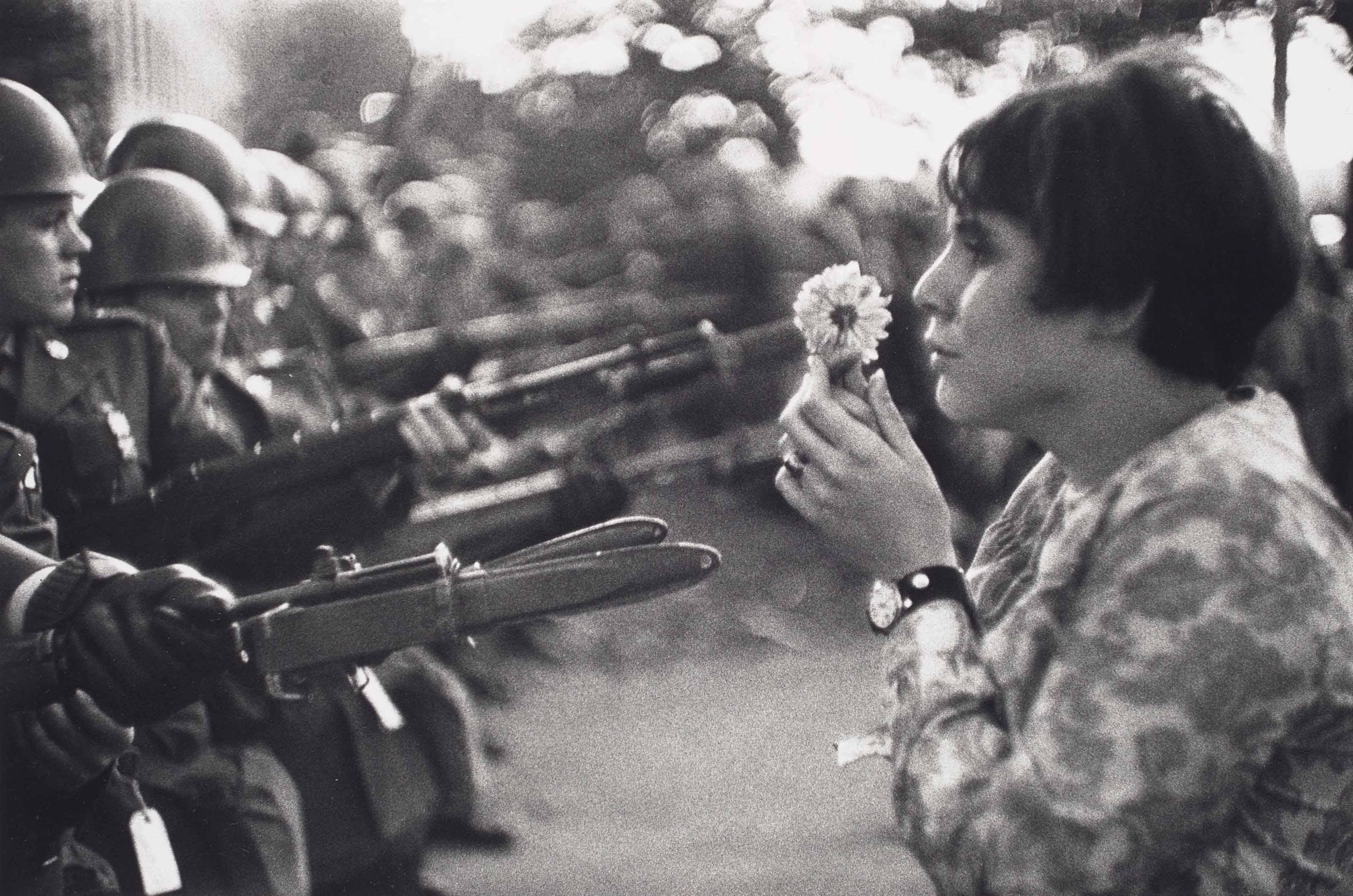 USA. Washington DC. 1967