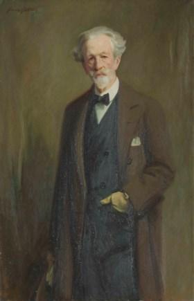 COWAN DOBSON, R.B.A., R.P. (SCOTTISH, 1893-1980)