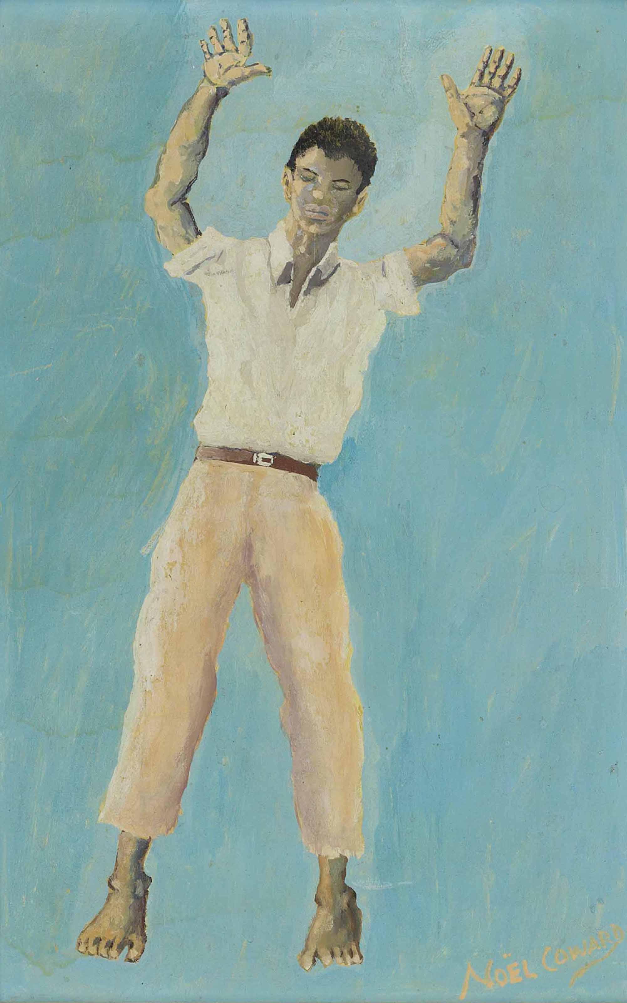 SIR NOËL COWARD (BRITISH, 1899