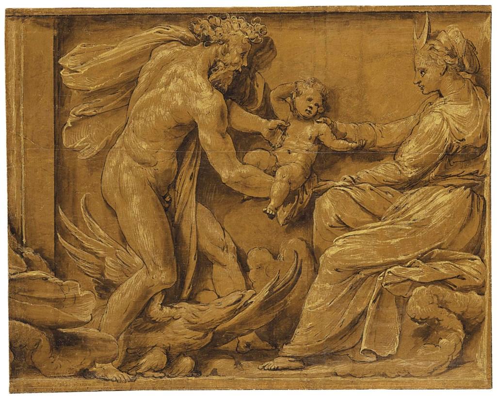 Pietro Buonaccorsi, called Perino del Vaga (Florence 1501-1547 Rome)