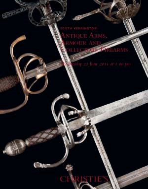 Antique Arms, Armour and Colle auction at Christies