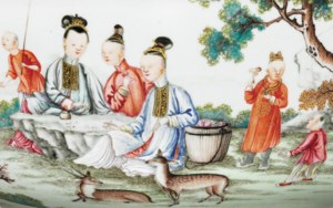 CHINESE EXPORT ART FEATURING 1 auction at Christies