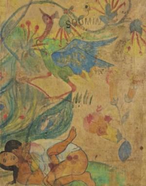 现代纸作 auction at Christies