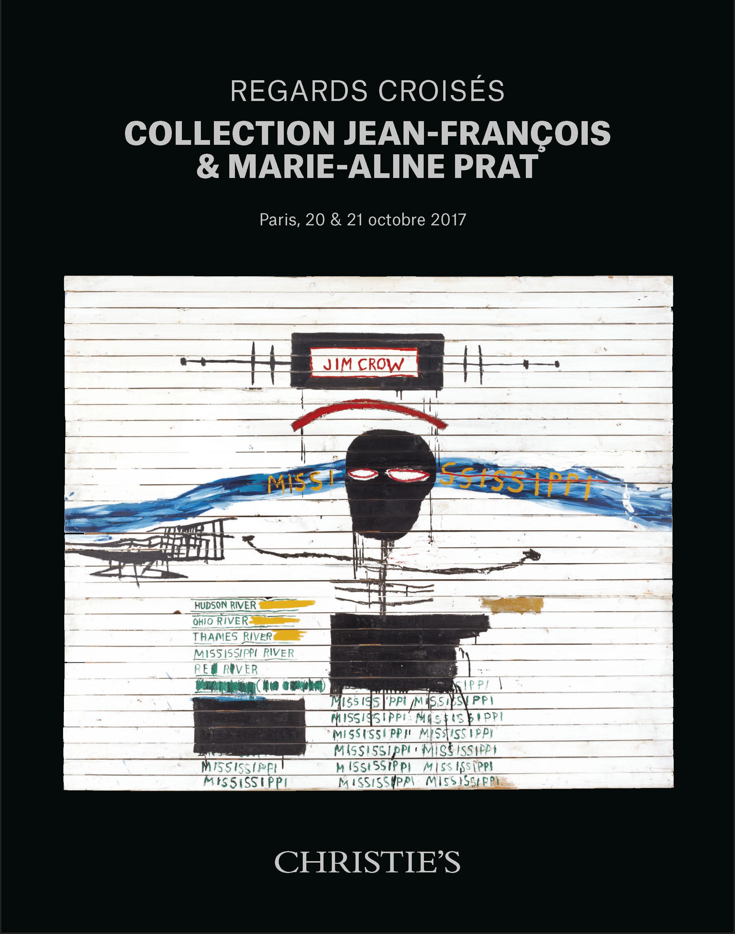 REGARDS CROISÉS  COLLECTION JEAN-FRANÇOIS & MARIE-ALINE PRAT - DAY SALE