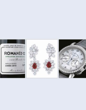 Prestigious Lifestyle auction at Christies