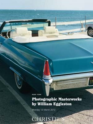 Photographic Masterworks by William Eggleston Sold to Benefit the Eggleston Artistic Trust