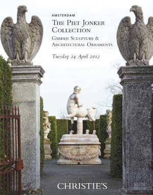 The Piet Jonker Collection, Garden Sculpture & Architectural Ornaments. The viewing of this sale will be in Baambrugge Rijksstraatweg 23