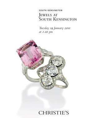 Jewels at South Kensington