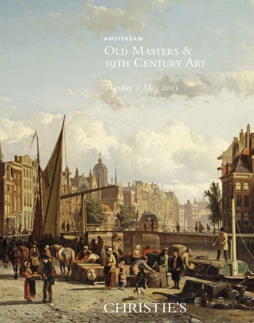 Old Masters and 19th Century Art