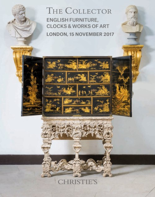 The Collector: English Furniture, Clocks & Works of Art