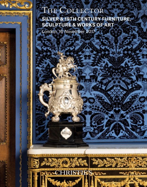 The Collector: Silver,19th Century Furniture, Sculpture & Works of Art
