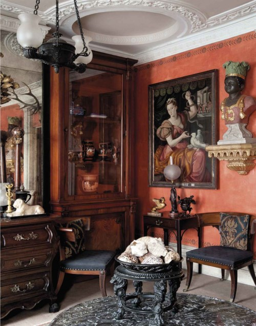 Christie's Interiors including The Collection of the Late Serge Baillache