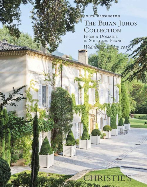 The Brian Juhos Collection From a Domaine in Southern France