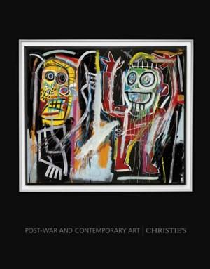 Post-War & Contemporary Evenin auction at Christies