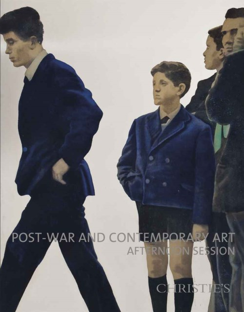 Post-War & Contemporary Afternoon Session