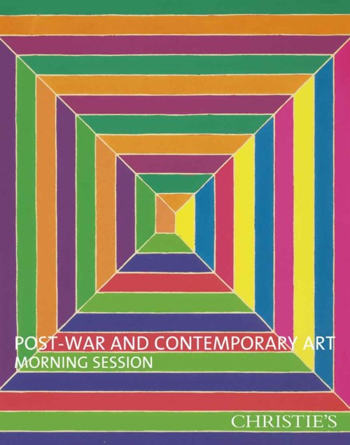 Post-War and Contemporary Morning Session