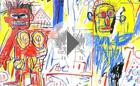 Gallery Talk: Jean-Michel Basq auction at Christies
