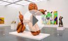 Jeff Koons on Balloon Dog (Ora auction at Christies