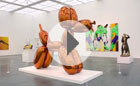 Jeff Koons on Balloon Dog (Ora auction at Christies