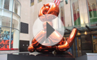 The Interview: Jeff Koons auction at Christies