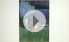 Gallery Talk: Peter Doig's Gas auction at Christies
