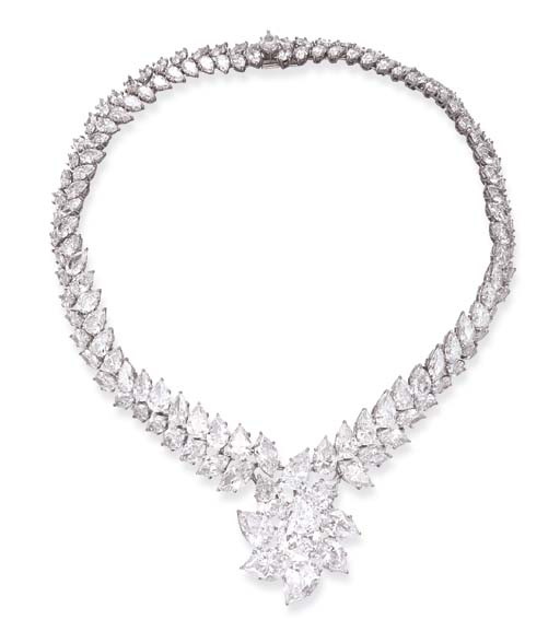 kellys diamond neckpiece
