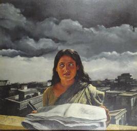 BIKASH BHATTACHARJEE (b. India 1940) , Untitled | Christie's