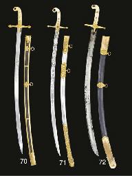 Oriental-Arms: Important Presentation Mameluke Sword / Saber
