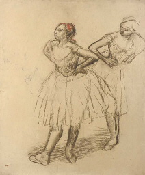 Edgar Degas Paintings Comparison and Analysis