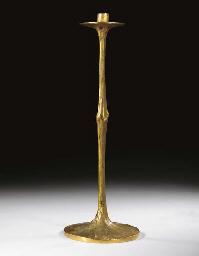 Pied de lampe 39 bougeoir petit modele 39 f lix agostini for Lampe kartell bourgie petit modele