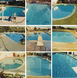 Ed Ruscha B 1937 Nine Swimming Pools Christie 39 S