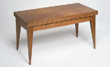 Table basse transformable en table de salle manger for Console transformable en table salle a manger