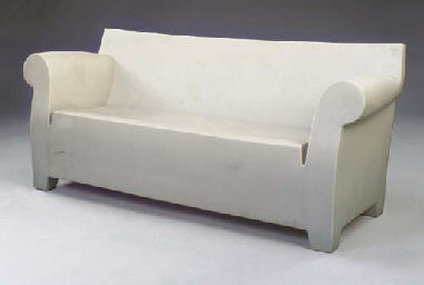 A Plastic Bubble Club Sofa Modern Philippe Starck For