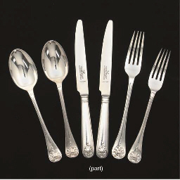 A Service Of Silver Plated Flatware Mark Of Roberts Belk Sheffield Christie S