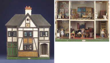 A Lines Brothers Dolls House Made For Hamleys Christie S