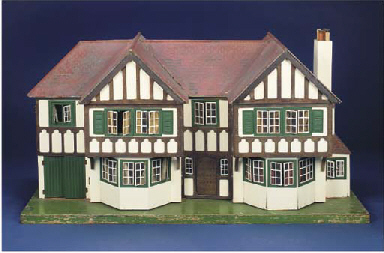 Dolls House On Sale On Four Rooms