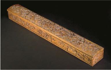 Scroll wood
