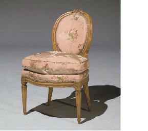 chaise d 39 epoque louis xvi christie 39 s. Black Bedroom Furniture Sets. Home Design Ideas