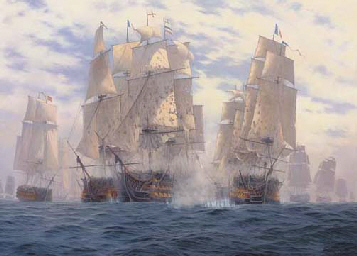battle of trafalgar essay Horatio nelson's two-column charge into the franco-spanish line was risky, but it won him the battle -- at the cost of his life.