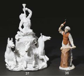 Groupe en porcelaine blanche italienne du xviiieme siecle probablement docci - Applique porcelaine blanche ...