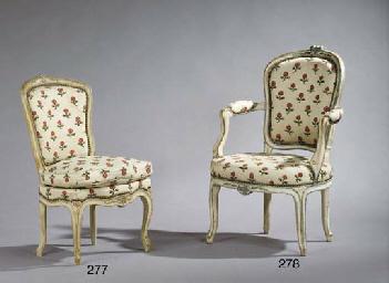 chaise en cabriolet d 39 epoque louis xv christie 39 s. Black Bedroom Furniture Sets. Home Design Ideas
