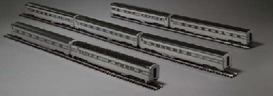 Lionel New York Central Th Century Limited Passenger Cars