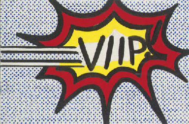 Roy Lichtenstein (1923-1997) , VIIP! | Christie's
