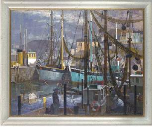 Michael Lawrence Cadman British Fishing Boats