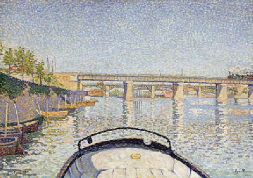 Paul signac 1863 1935 arri re du tub christie 39 s - Point p herblay ...