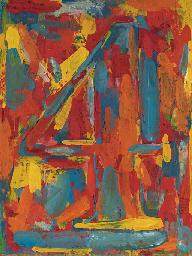 Art culture essay figuring in jasper johns